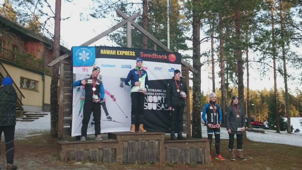 Martin Swedbank-HE noortesarja võitja 21.01.17