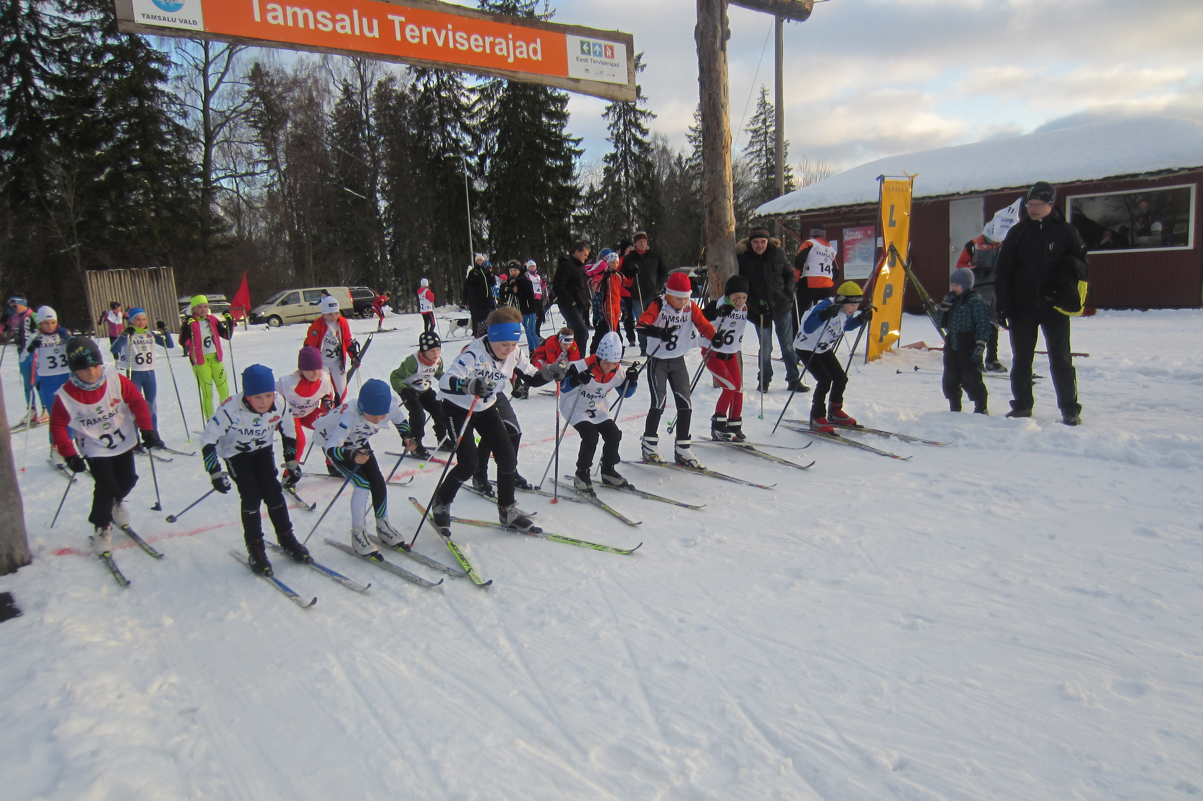 Suusatalv 2016 start