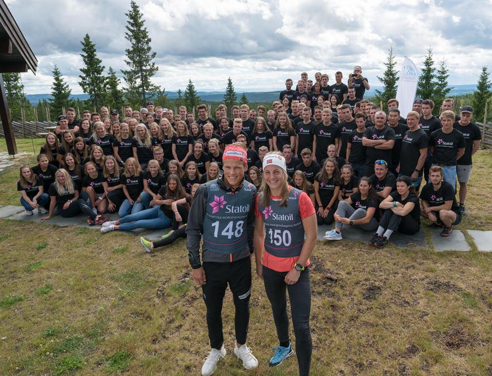International junior Statoil camp 2017